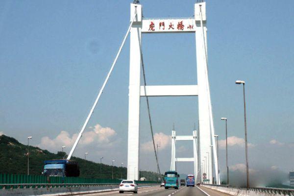 虎门大桥:3月8日起禁行10吨以上货车!