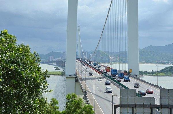 虎门大桥将检修10吨及以上货车禁行!
