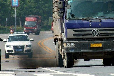 7月1日起安徽省柴油货车执行国六排放标准
