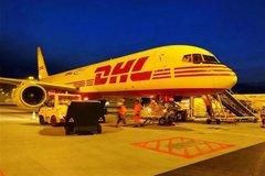 全球物流巨�^DHL年�蟪�t,利��降15.5%