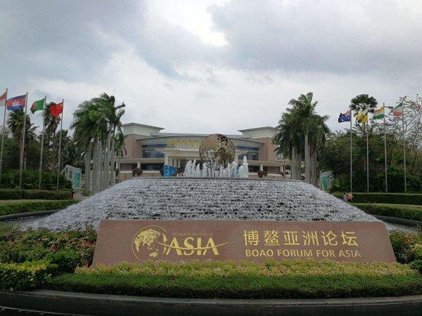 博鳌亚洲论坛年会筹备3月25日―29海南省部分道路实行交通管制