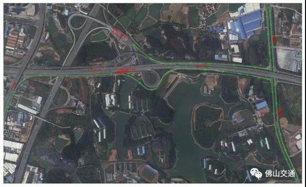 为期49天佛山一环部分路段维修封闭,请注意绕行!