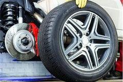 轮胎花纹不一致罚款200!年检也没法过