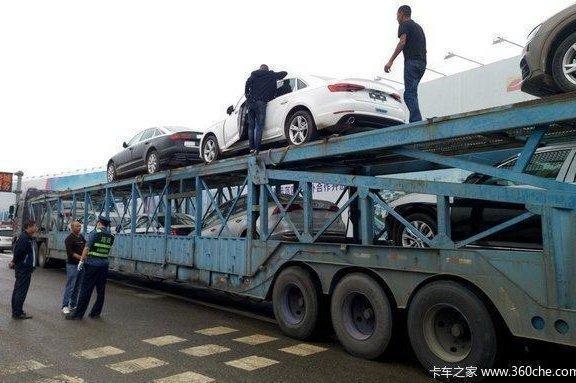 轿运车运输成本可进一步压缩服务质量有提升空间