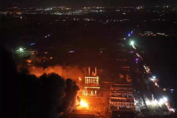 北京将在全市范围内启动危化品安全检查