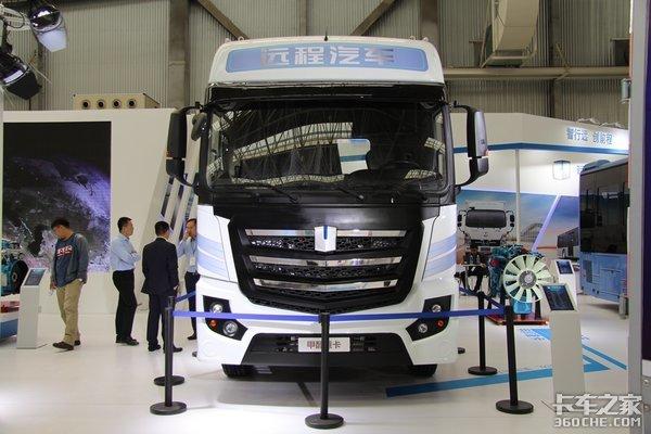 甲醇卡车成行业热点这种新能源靠谱吗?