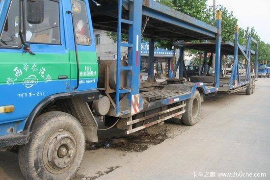 """全挂车在国外大受欢迎为何在中国""""混不走""""?"""