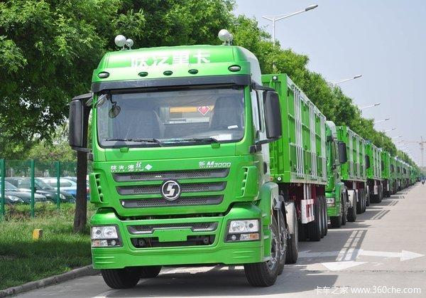 第318批新产品发布大马力天然气重卡前景可期