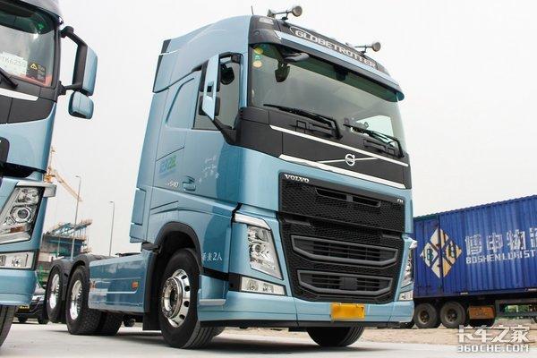 欧盟规定卡车驾驶室最大可增加90cm,沃尔沃XXL概念驾驶室亮相