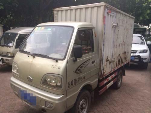 北京将2019年治理柴油货车作为重中之重