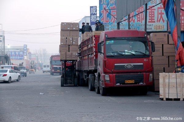 """打开货车进城""""枷锁""""破除载货车进城吨位限值壁垒!"""
