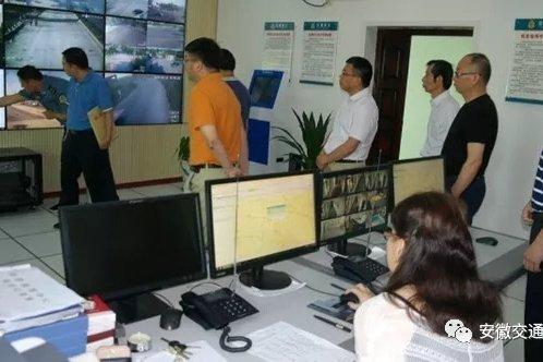 《中国交通报》头版关注!淮北科技治超了解一下!