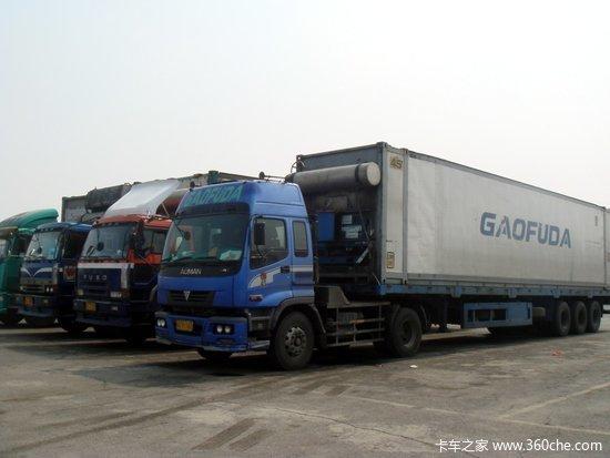 冷链运输物流市场三大要素