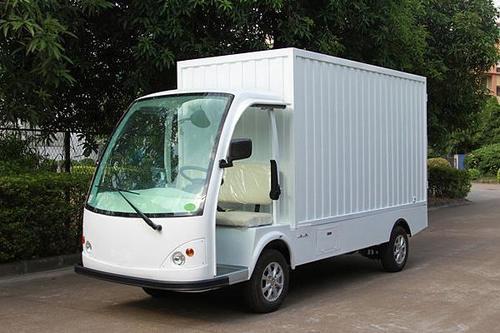电动货车成功满足了中小型企业低成本用车需求