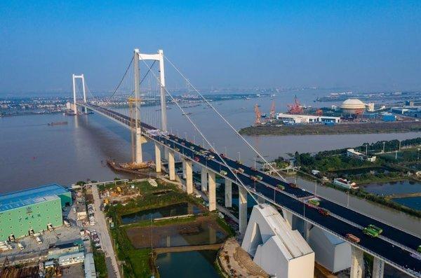 定了!虎门二桥4月2日10吨及以上货车受管制!