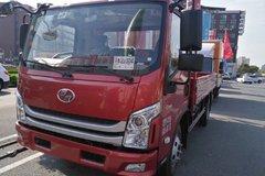 新车到店 上海跃进C500载货车售10.83万