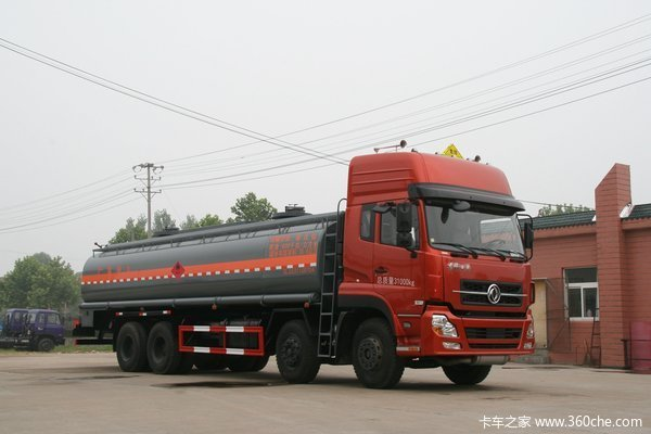 山东:清明假期禁止危险品运输车上高速