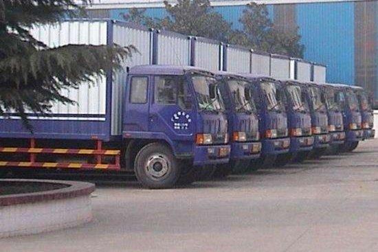 快递界大黑马全峰快递正式倒闭最后44辆运货车被低价拍卖