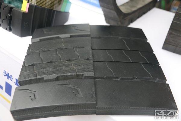 """6层胎冠钢丝!这条轮胎果然很""""韧性"""""""