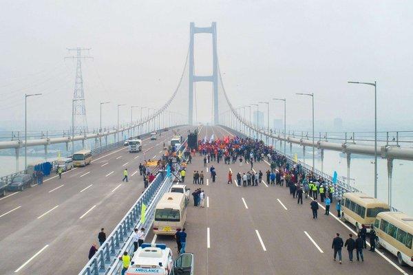 为缓解清明交通压力虎门二桥开通首周限行10吨以上货车