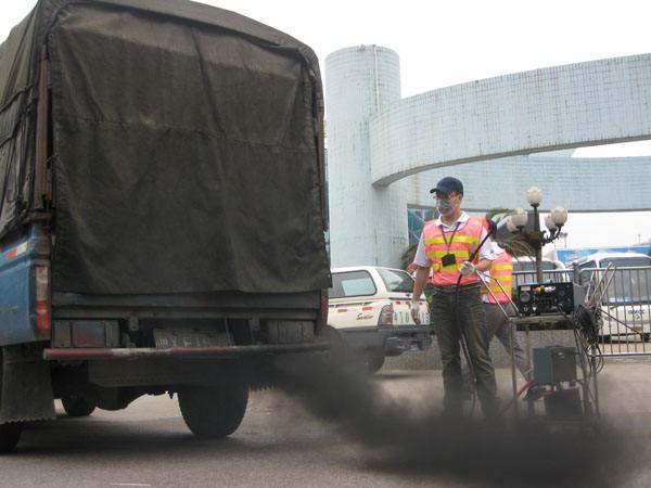 """如何消灭柴油货车""""黑尾巴""""?安徽这么做"""