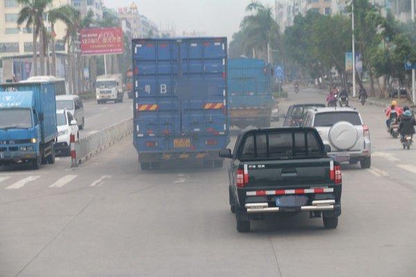 杭州:5月5日起将实施国三载货柴油车通行管理