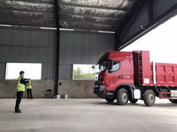 """最多跑一次!新疆实行营运货车车检""""三检合一""""!"""