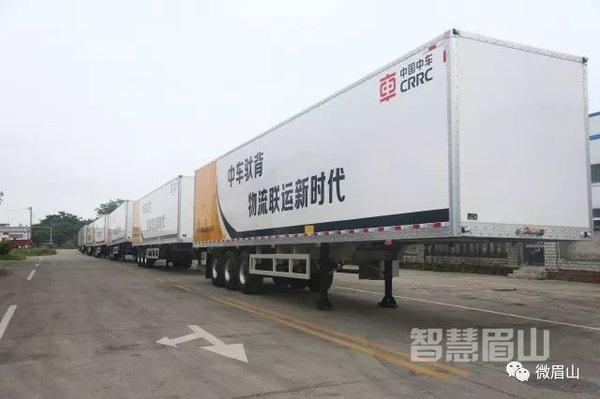 设备齐全试点运营中国驼背运输即将进入实施阶段