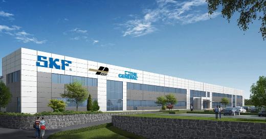 更快更好地满足客户需求斯凯孚中国小圆锥滚子轴承生产基地开业