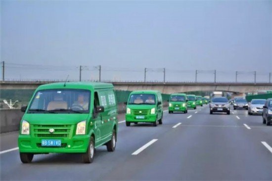 深圳:超2萬輛電動物流車拿到運營補貼