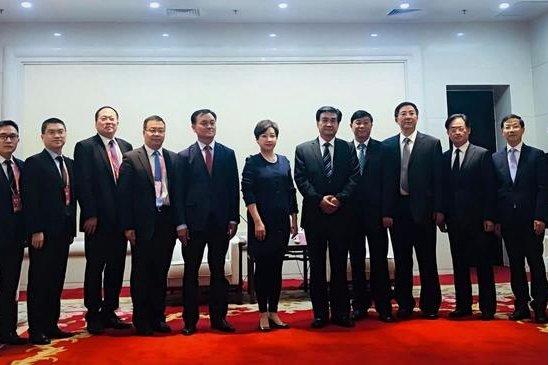 国美与河南省商务厅达成合作将建物流、服务、电商运营中心
