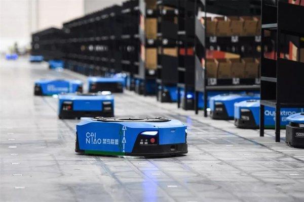 国家机器人研发计划公布菜鸟独家牵头物流机器人研发
