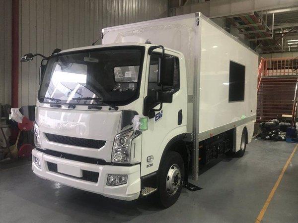 卡车晚报:上汽跃进将携新技术亮相上海车展;中国未来柴油机峰会落幕