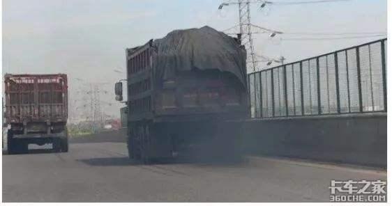 山东多地严惩柴油货车,尾气不达标小心吃罚单