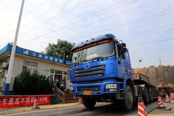 河北:大件运输车辆通行高速公路有了快速评估系统