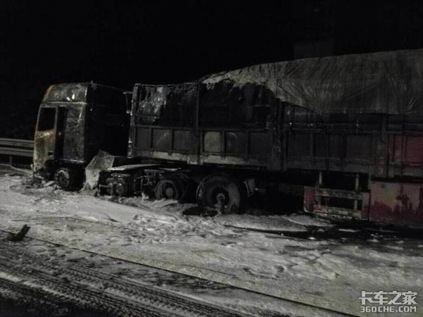 货车经常自燃原因何在?该怎样避免呢?