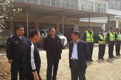 河南:交通执法局领导赴驻马店指导工作