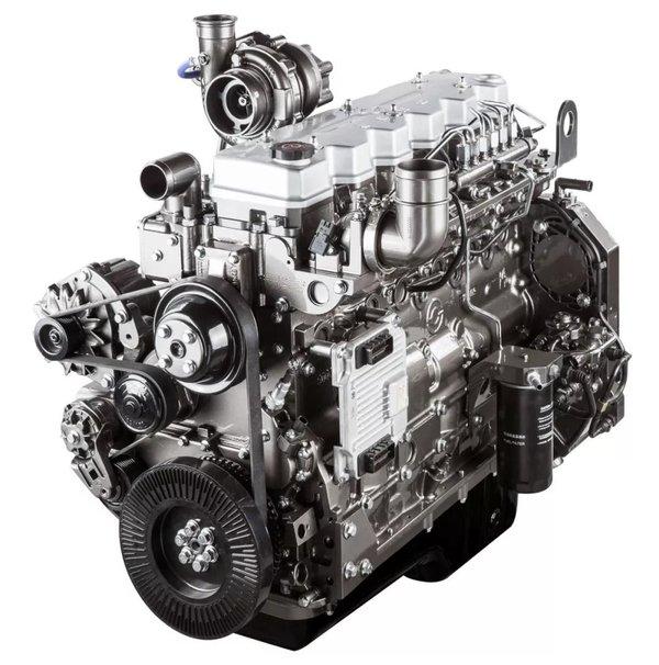 三大系列四款国六发动机集体亮相2019上海车展上柴大展实力