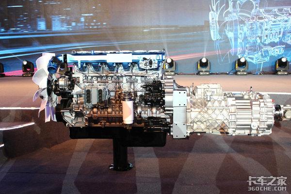 除了马力+扭矩还有啥值得说?5款国六13升发动机横向对比