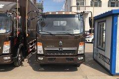 直降0.4万元 哈尔滨悍将载货车促销中