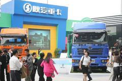 卡车市场回暖 头部五家企业一家3月下跌