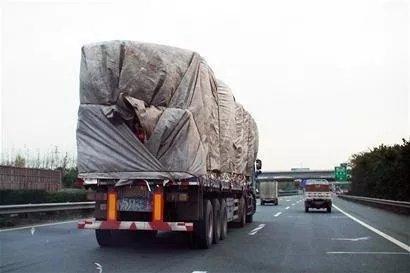 货车高速路这些行为直接将被依法处置!