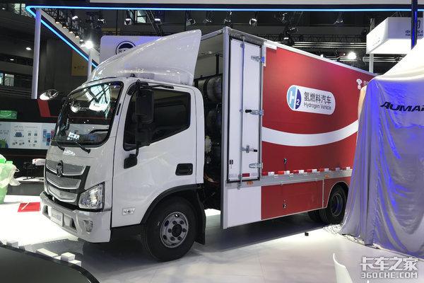 【上海车展】印象之新能源汽车百花齐放