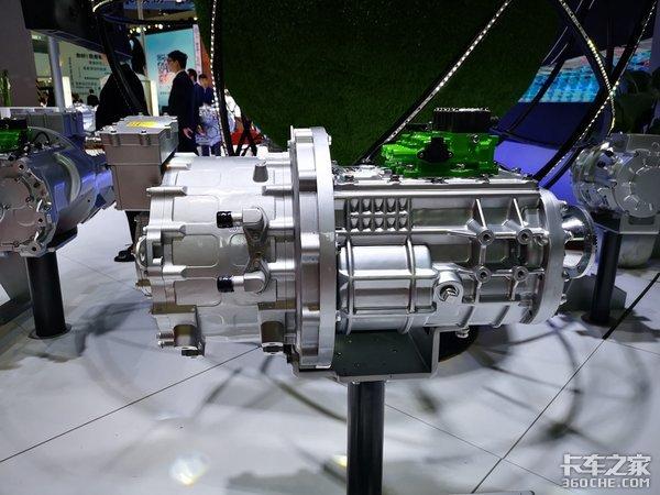 【上海车展】AMT变速箱+轻卡变速箱+液力缓速器…你想看的法士特都有