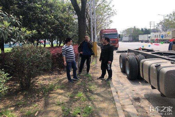东风专底D7物流车南京巡展成功举办