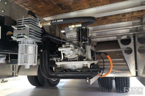 【上海车展】庆铃全系升级国六氢能源车型首次曝光