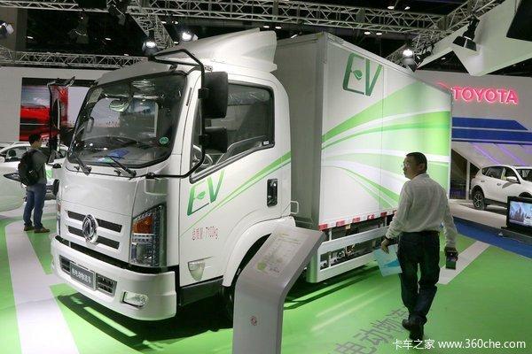 纯电动货车尾号不限行 需有专用通行证