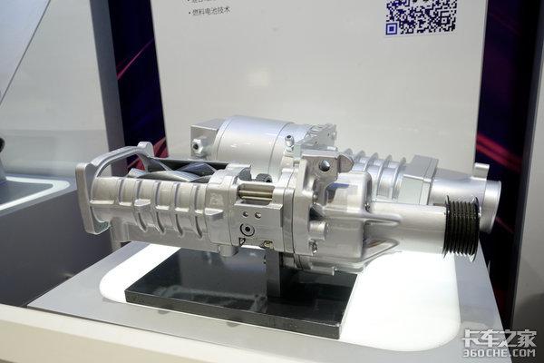 【上海车展】伊顿推出全新AMT变速箱