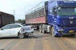 行业规矩:大货车宁愿撞 也不踩刹车?
