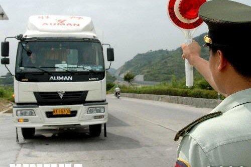 沈阳:一季度查处重型货车交通违法2428件
